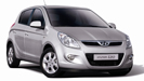 Book a - Hyunday i20 A/C - with LUZCAR