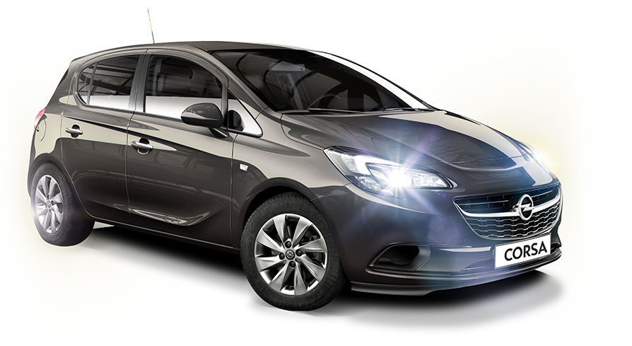 Book a - Opel Corsa Automatic A/C - with LUZCAR