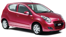 Book a - Suzuki Alto A/C or similar - with LUZCAR