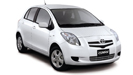 Book a - Toyota Yaris A/C - with LUZCAR