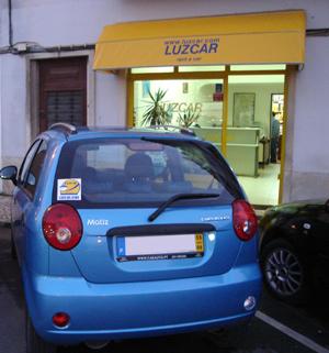 07d0a0d3df LUZCAR office. LUZCAR Rent a car is the ...